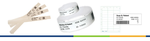 Patient Wristband and Label Solutions