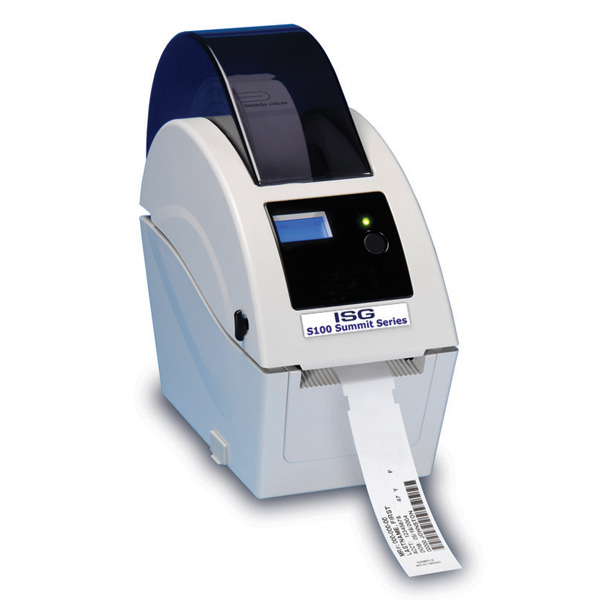 ISG™ S100 Thermal Printer