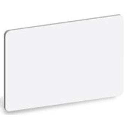 Blank White PVC Card