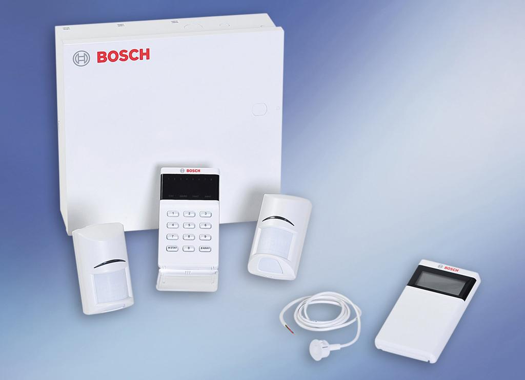 bosch security intrusion alarm systems rh linstar com bosch home security system user manual bosch security system user guide