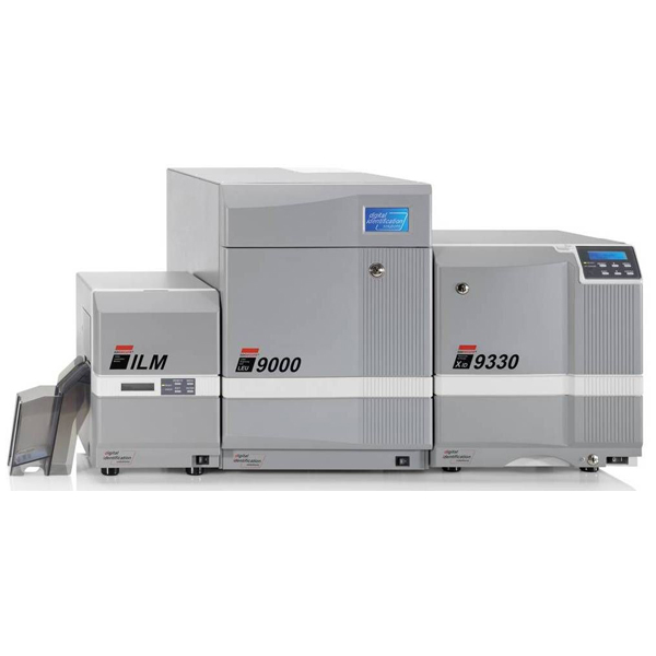 Matica Technologies LCP8000 Retransfer Card Printer